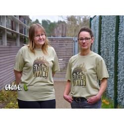 T-Shirt BÄRENWALD Müritz Gr. S