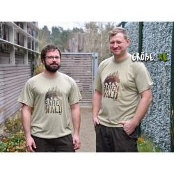 T-Shirt BÄRENWALD Müritz Gr. XL