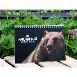 Tischkalender BÄRENWALD Müritz 2022