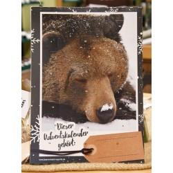 Bären Schoko-Adventskalender 2022